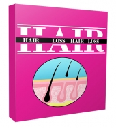 New Hair Loss Niche Website Bundle Private Label Rights