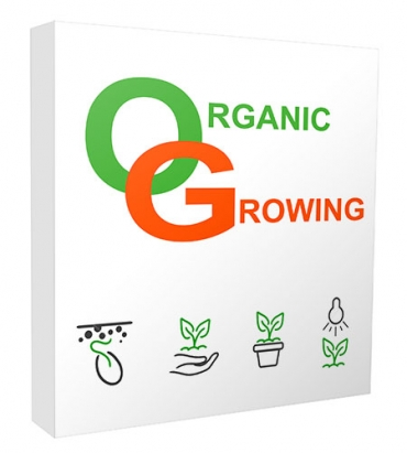 New Organic Growing Niche Website Bundle