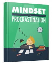 Mindset and Procrastination Private Label Rights