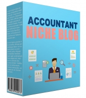 Accountant Niche Website V3 Private Label Rights