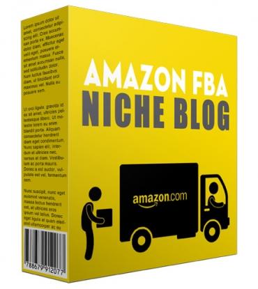 Amazon FBA Flipping Niche Website Package