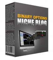 Done-For-You Binary Options Flipping Niche Blog Package Private Label Rights