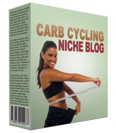New Carb Cycling Niche Site Private Label Rights