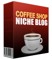 Coffee Shop Niche Site Pack Private Label Rights