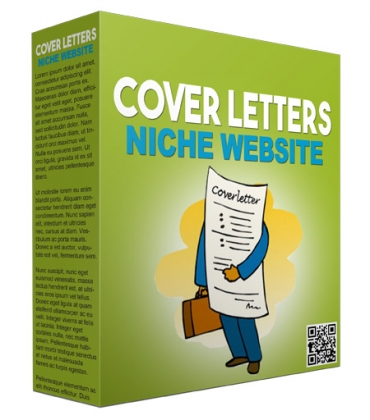 Cover Letters Flipping Niche Site