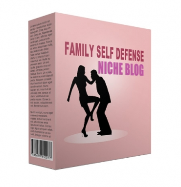 Family Self Defense Flipping Niche Site
