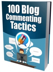 100 Blog Commenting Tactics Private Label Rights