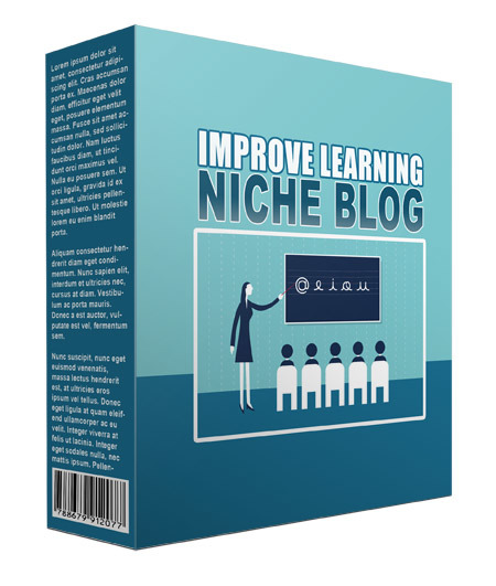 New Improve Learning Flipping Niche Blog