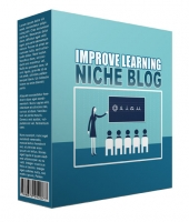 New Improve Learning Flipping Niche Blog Private Label Rights