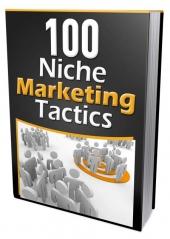 100 Niche Marketing Tactics Private Label Rights