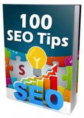 New 100 SEO Tips Private Label Rights