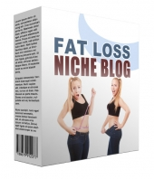 New Fat Loss Flipping Niche Blog Private Label Rights