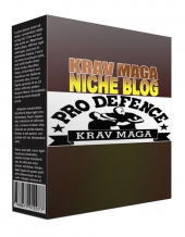 New Krav Maga Flipping Niche Blog Private Label Rights