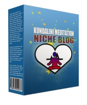 Kundalini Meditation Flipping Niche Blog Private Label Rights
