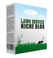 New Lawn Services Niche Blog Private Label Rights