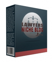 New Lawyer Niche Website Private Label Rights