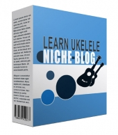 New Learn Ukulele Flipping Niche Blog Private Label Rights