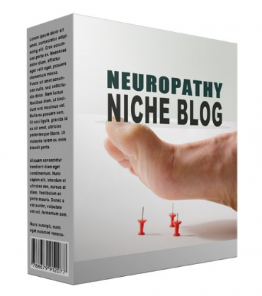 Neuropathy Flipping Niche Blog
