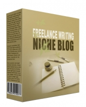 New Freelance Writing Flipping Niche Blog Private Label Rights