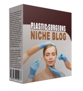 New Plastic Surgeons Flipping Niche Blog Private Label Rights