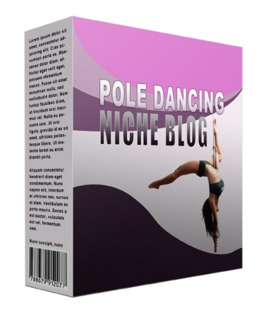 Pole Dancing Flipping Niche Blog