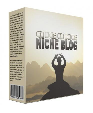 Qigong Flipping Niche Blog